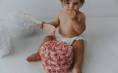 ISLA { GOLD COAST CAKE SMASH FAMILY PHOTOGRAPHER }